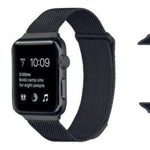 Apple Watch Loop Band 42/44 MM Black iOS